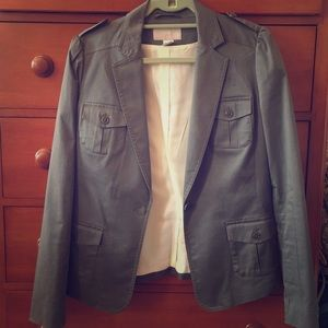 Lightweight jacket; blazer